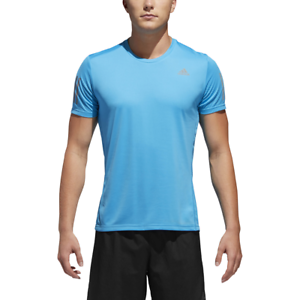 Susceptibles a Insustituible Cuota  Adidas Men Tshirt Running Own The Run Tee Training Gym Fitness ...