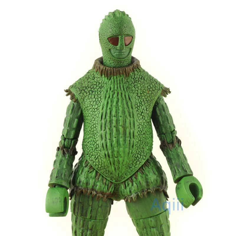Doctor Who Action Figure Green Ice Ice Ice Warrior Seeds Warriors New adb8c5