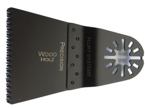 Sägeblatt für Multifunktionssäge Holz 65 mm Japanverzahnung Präzisionsblatt