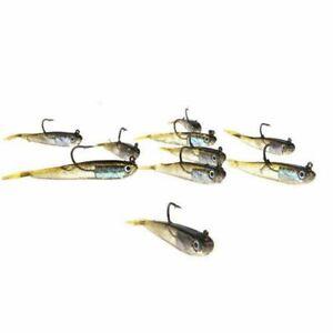 Lot-5Pcs-Soft-Bait-Lead-Head-Fish-Lures-Bass-Fishing-Tackle-Sharp-Hooks-HOT-Fa