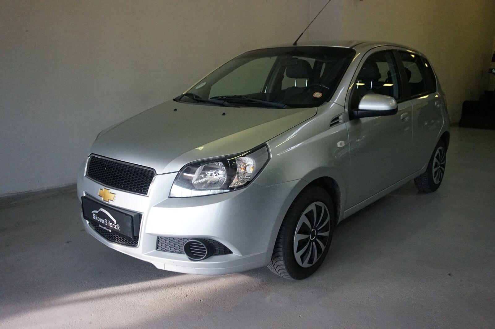 Chevrolet Aveo 1,2 LS 5d