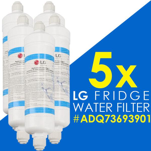 5X LG external Fridge Filter ADQ73693901 suit for for for All LG external filter faf4f4