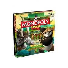 TABLETOP GAME * Monopoly Junior - Kung Fu Panda 3