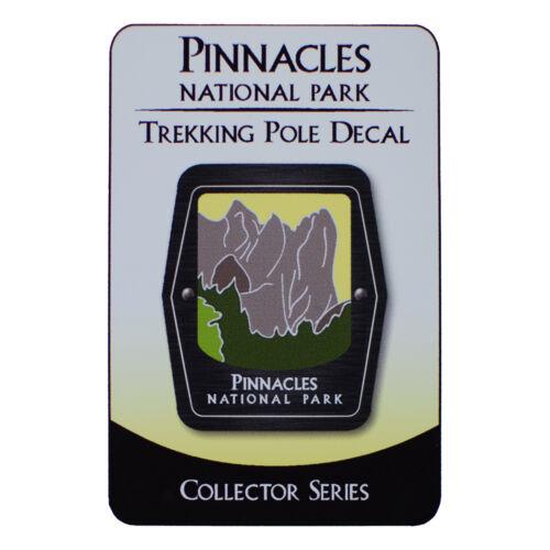 Pinnacles National Park Trekking Pole Decal Volcanic Mountains California
