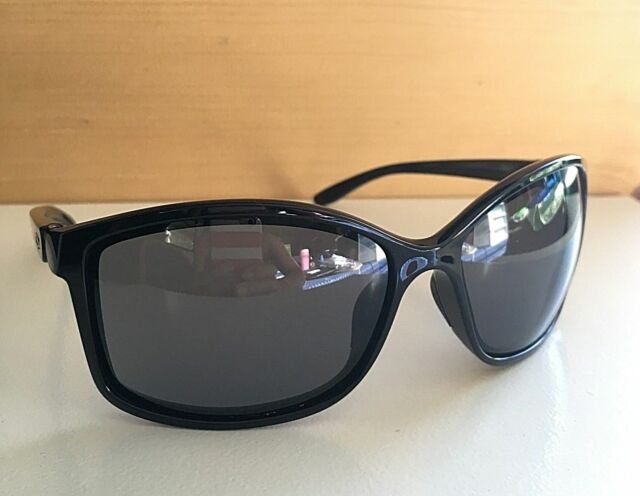 bb5b53734be New Oakley Step Up Sunglasses 100% Authentic Polished Black   Warm Grey  9292-02