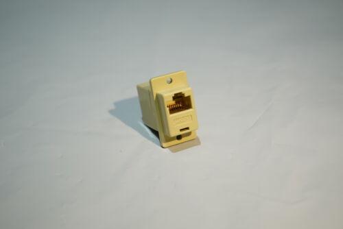 RJ45 8 Positions 2x L-COM  ECF504-8SK  Coupler Adaptor