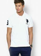 U.S polo assn t shirt colour : white size : L