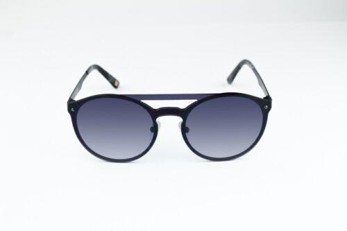 Occhiali da sole EXIT ex17002 doppio ponte ovale metallo argentato