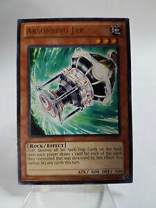 1st Edition GAOV-EN037 Rare Absorbing Jar - Galactic Overlord Yu-Gi-Oh!