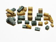 1/72/76 crates and boxes -  kit 28 pieces - modelling/diorama  /b2
