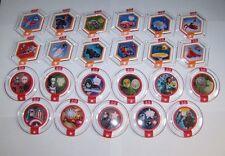 DISNEY INFINITY 2.0 Marvel Heroes Power Disc Lot Pick 5 Discs to Complete Set