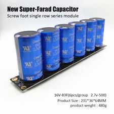28v 3000f Farad Capacitor 285v 3400f Electrical Component Super Capacitor