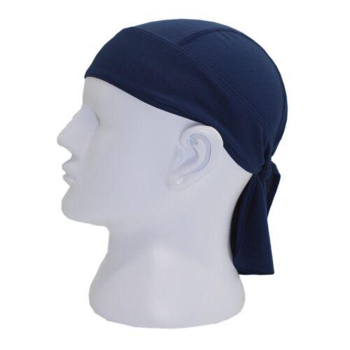Summer Cooling Skull Cap Du Rag Motorcycle Biker Head Wrap Do Doo Bandana Hat UK