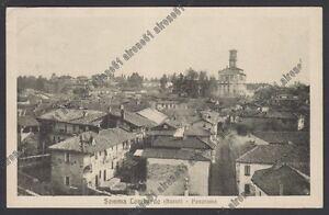 VARESE-SOMMA-LOMBARDO-38-BASSO-Cartolina-viaggiata-1915