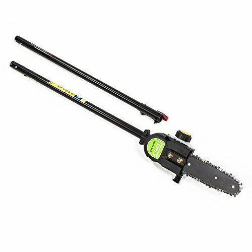Greenworks 3/' Pole Saw Attachment for String Trimmer Pole Saw Attachment
