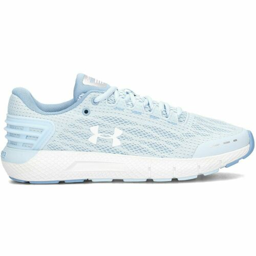 Under Armour CHARGED ROGUE Womens Running Shoes Light Blue 3021247 NEW