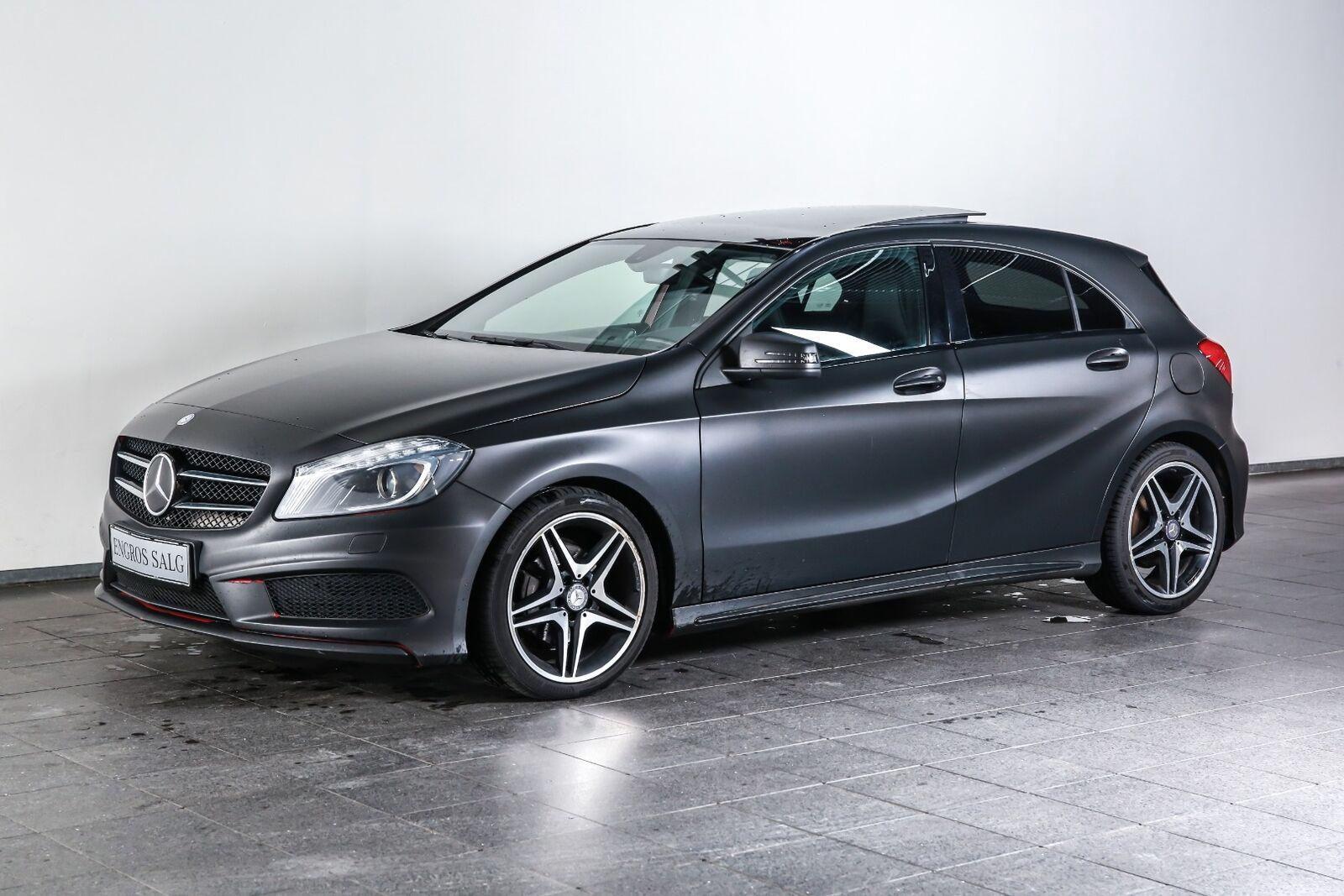 Mercedes-Benz A180 1,5 CDi AMG Line Van