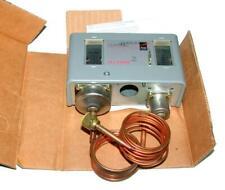 Dual Pressure Control,SPST JOHNSON CONTROLS P70MA-1 w// Bracket #2