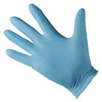 Kleenguard G10 Blue Nitrile Gloves Powder-free Blue Medium 100/box 57372 on Sale
