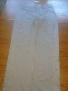 a9ea307297ac08 Image is loading Nike-stock-vapor-mens-baseball-pants-large-nwt-