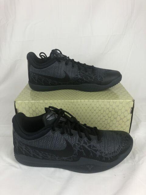 Kobe Mamba Rage Basketball Shoe for Men Size 8 - Black
