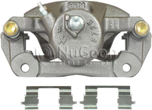 Disc Brake Caliper-Caliper with Installation Hardware Front Right Nugeon Reman