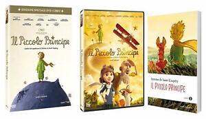 IL-PICCOLO-PRINCIPE-DVD-LIBRO-MONDADORI-COFANETTO-ESCLUSIVO-ITALIANO