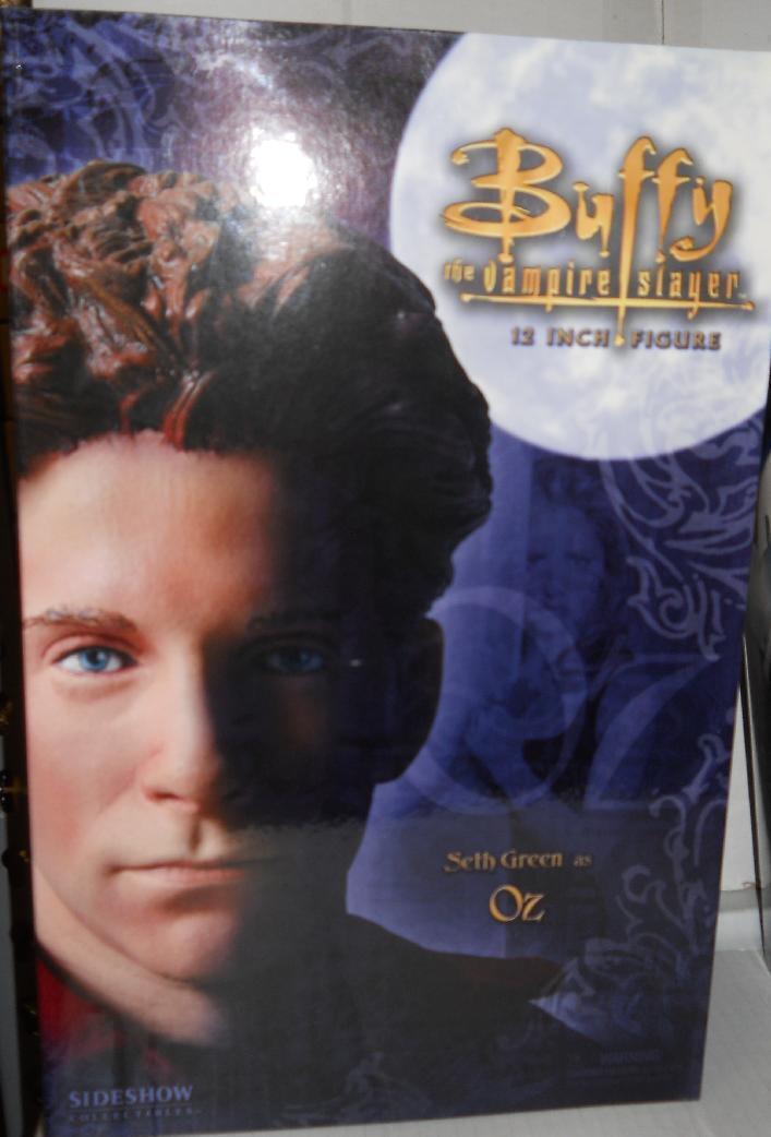 1/6 Sideshow Toys Buffy the Vampire Slayer BTVS SETH verde as OZ MIB