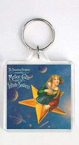 SMASHING PUMPKINS MACHINA II KEYRING LLAVERO