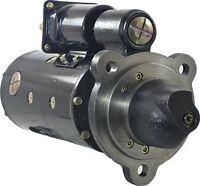 Usa Built Pony Motor Replacement Starter 24 Volt For Cat D7 D8 D9 Helical