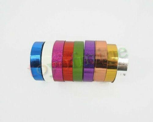 brillo chips Sparkle Escama de Brillo Cinta elija su color