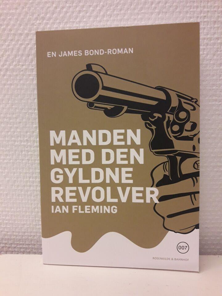 Manden Med Den Gyldne Revolver , Ian Fleming -, genre: roman