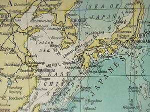 Image Is Loading 1919 LARGE MAP INDIAN OCEAN AFRICA INDIA EAST