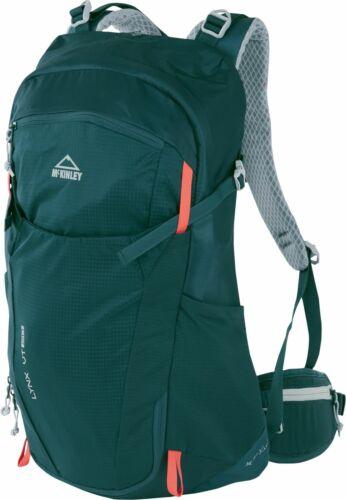 McKinley Damen Trekking Wander-Tages-Rucksack LYNX VT 20 W navy blau rot