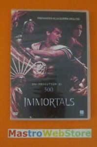 IMMORTALS - Cavill Rourke - 2011 - DVD [dv17]
