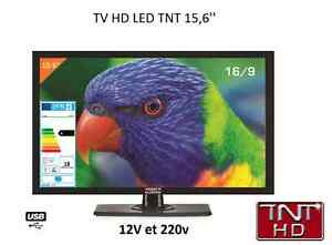 TV-LED-16-034-TNT-HD-TNTHD-40cm-USB-CAMPING-CAR-CAMION-12V-24V-VOLTS