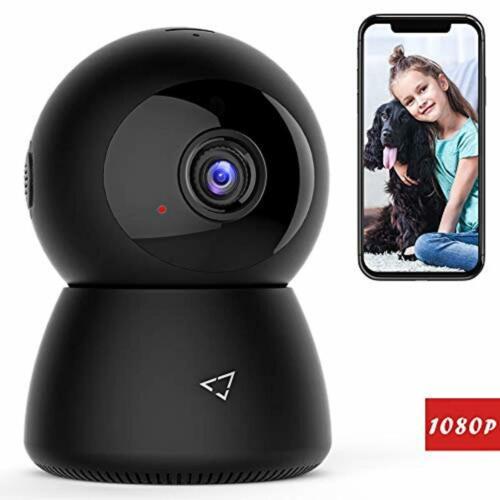 Victure 1080P FHD WLAN IP Kamera Baby//Haustier//Zuhause Überwachungskamera mit