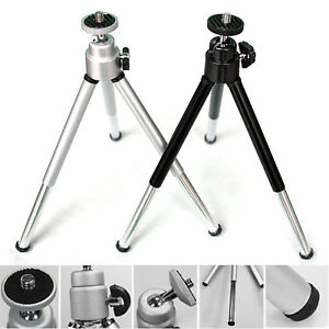 Flexible Mini Tripod Self-timer Camera Stand Holder for Camera Video Photography