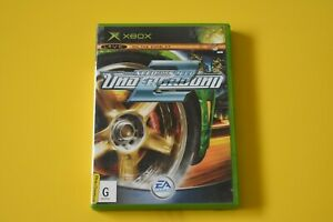 Need For Speed Underground 2 Xbox Original Og Game