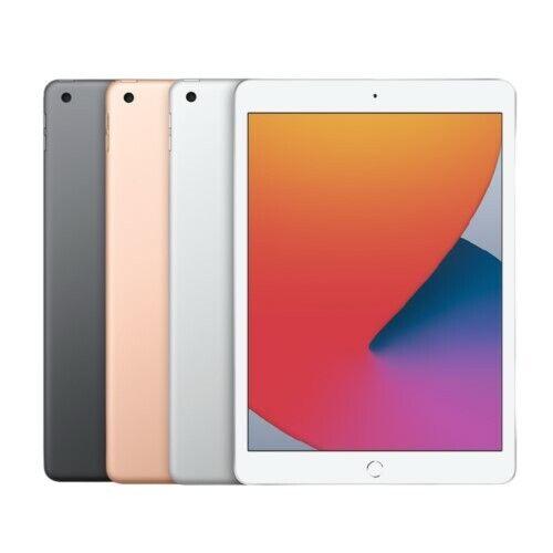 iPad: Apple iPad 10.2 2020 8th Gen 32GB 128GB WiFi Grigio siderale Oro Argento Nuovo