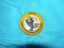 Ladies Professional Golf Classic Pinback Tournament Pin Pompano Beach CC Badge