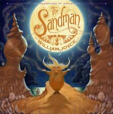 The Guardians of Childhood: The Sandman by William Joyce (2012, Hardcover)