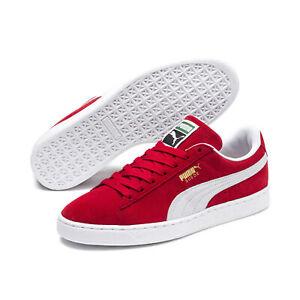 PUMA Men's Suede Classic+ Sneakers | eBay