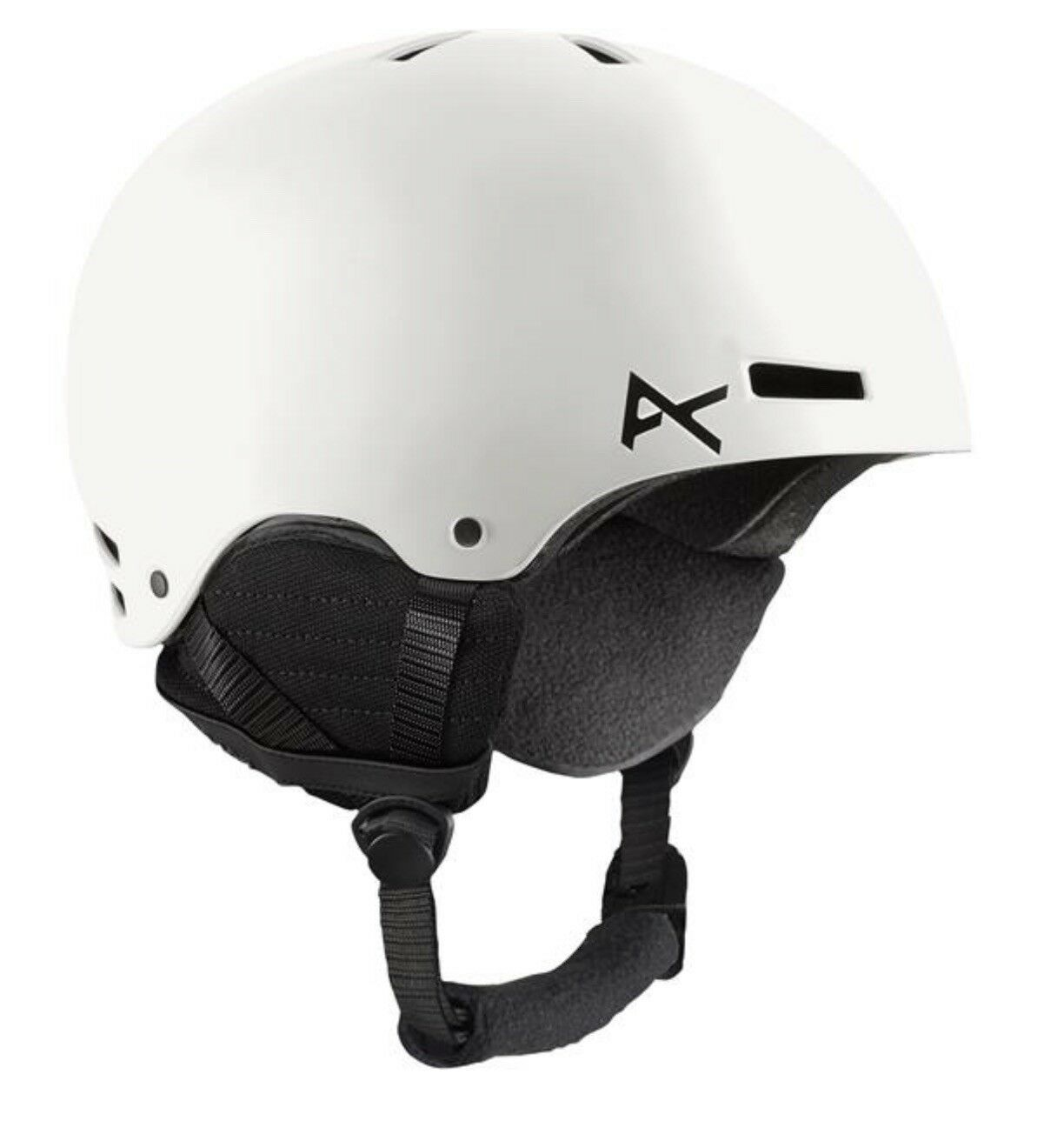 Burton Anon Raider White Ski and Snowboard Helmet SIZE XL. Discounted From70