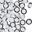thumbnail 27 - 2000 Scatter Crystals Vase Decorations Diamond Table Confetti Party Wedding Gems