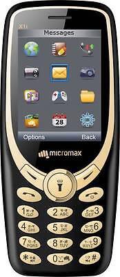 Micromax X1i-2017 With Camera - FM Radio - Dual Sim
