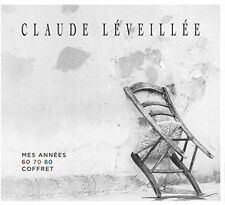 Claude Leveille, Claude L v ill e - Mes Annees 60-70-80 [New CD] Canada - Import