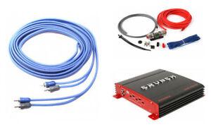 details about crunch px 1000 2 2 channel 1000 watt amp a b car stereo amplifier wiring kit  8 gauge car audio amplifier wiring kit