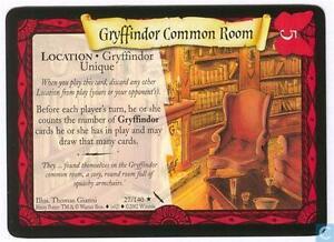 Harry Potter TCG Chamber of Secrets The Burrow 6//140