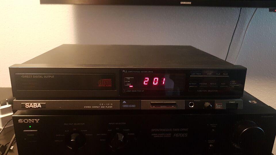 CD afspiller, Andet mærke, Cd- 1015